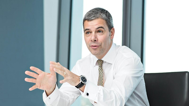 Scott Egan, Group Chief Operating Officer and member of the RSA Group Board of Directors