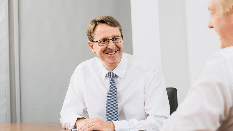 Steve Lewis, CEO RSA UK and Western Europe and Member of the RSA Group Executive Team