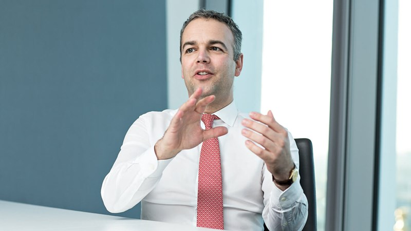 Ralph Daals, Group Chief Auditor and Member of the RSA Group Executive Team