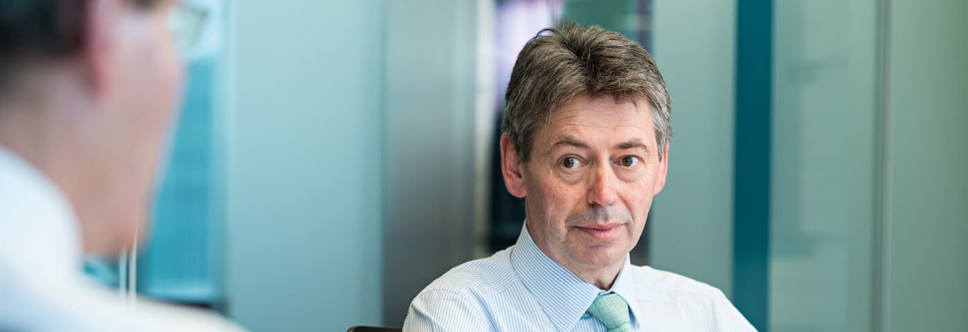 Alastair Barbour, Independent Non-Executive Director on the RSA Group Board of Directors