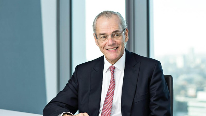 Martin Scicluna, Chairman of RSA Group plc and the RSA Group Board of Directors