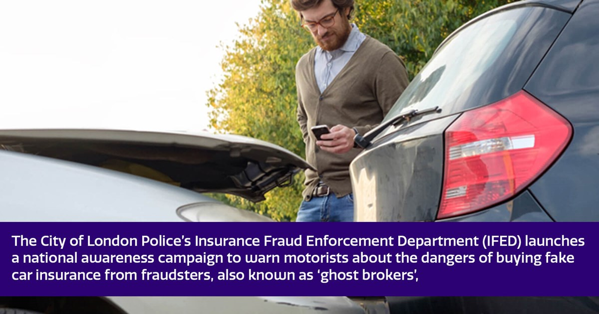 cost of car insurance fraud to victims revealed in new