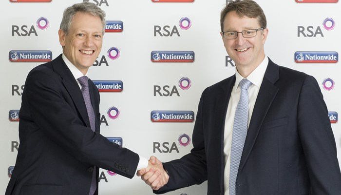 Partnership with Nationwide Building Society