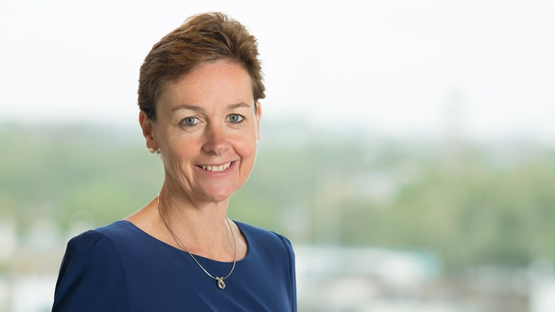Charlotte Jones, independent non-executive director for RSA Group